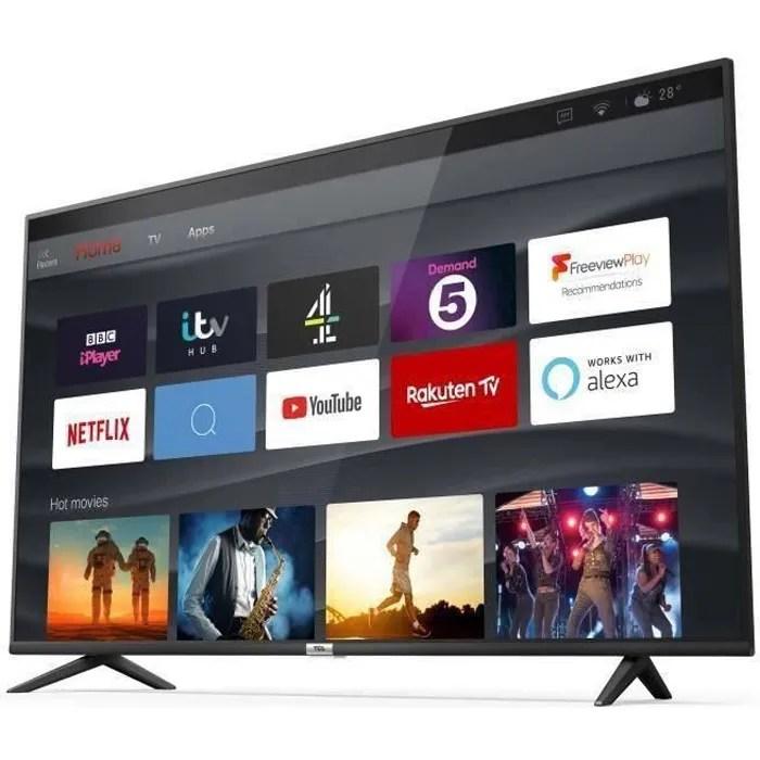 televiseur 200 cm