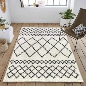 tapis berbere cdiscount maison