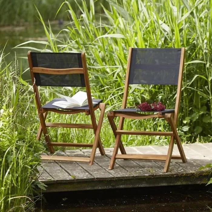 jardin pliantes sydney en bois dacacia