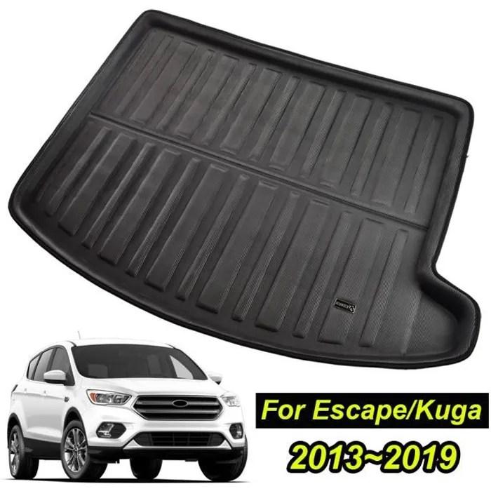 xukey tapis de coffre specifique pour ford escape