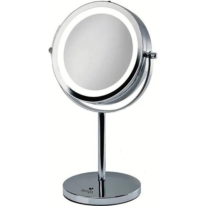 Miroir Grossissant Sur Pied X10 Achat Vente Pas Cher