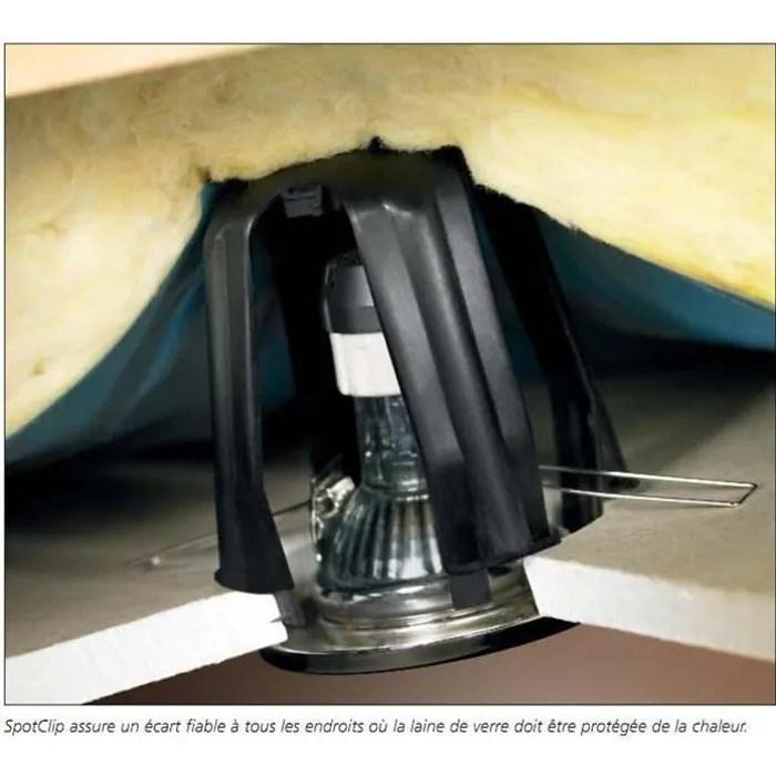 spotclip protection pour spot plafond