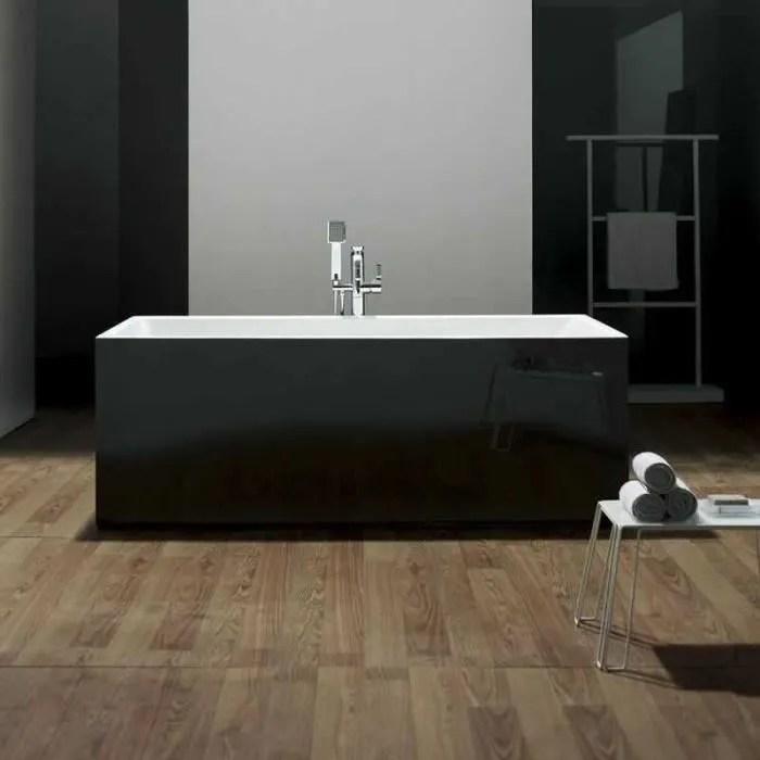 baignoire ilot rectangulaire acrylique
