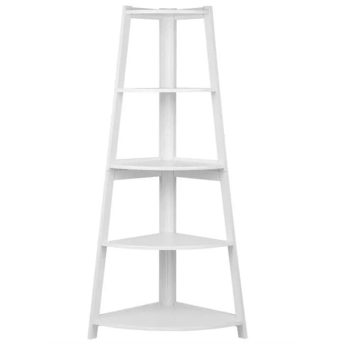 etagere d angle rangement d angle