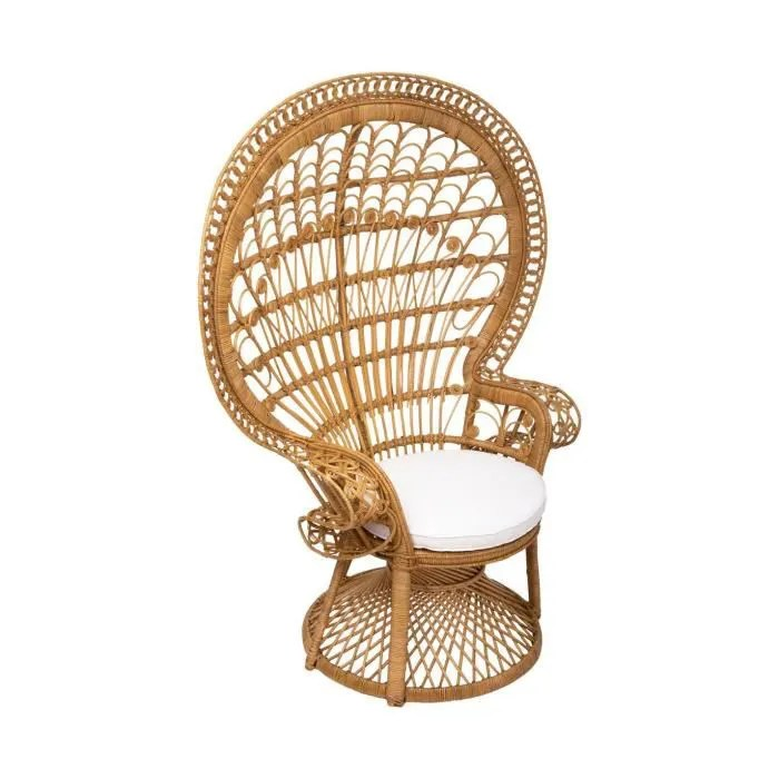 fauteuil rotin emmanuelle