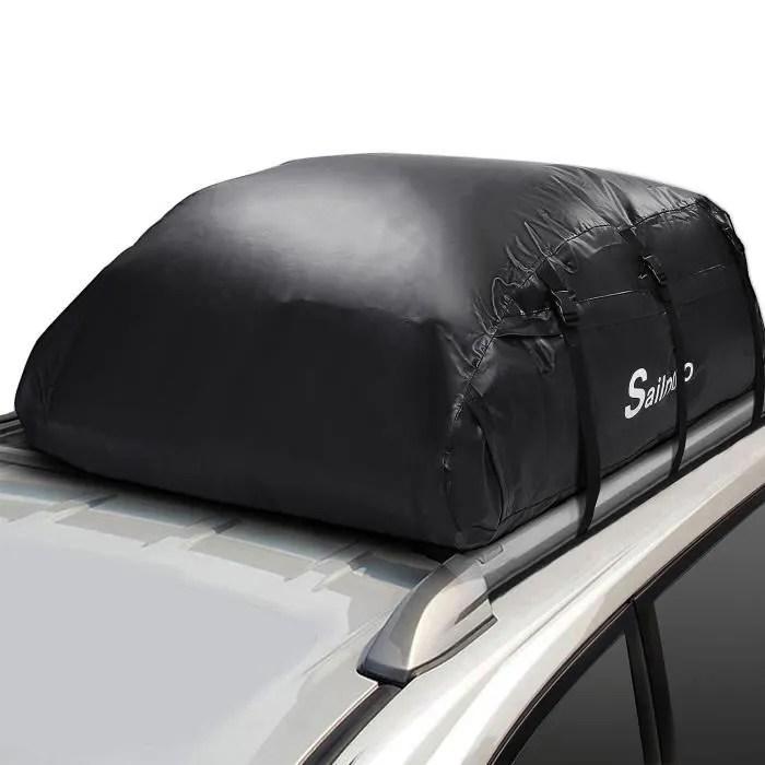 sac de toit voiture pour voyage coffre de toit voi