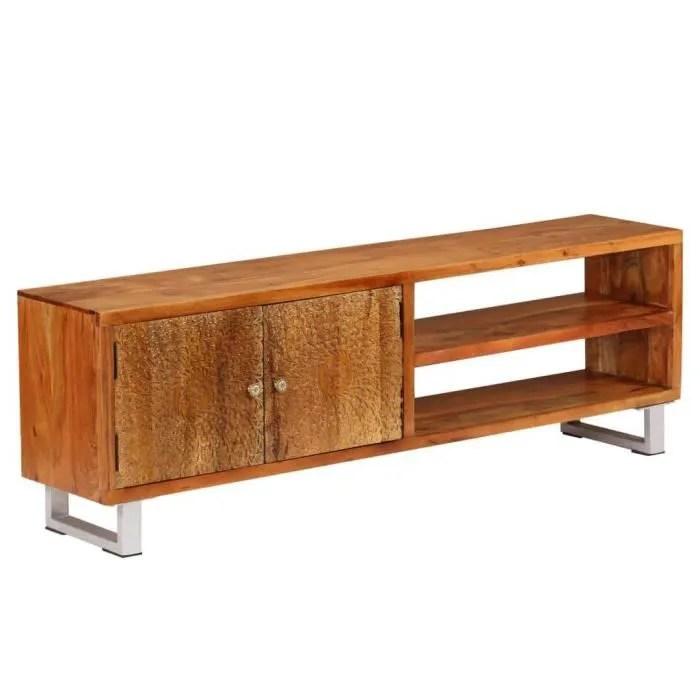 meuble tele buffet tv television design pratique b