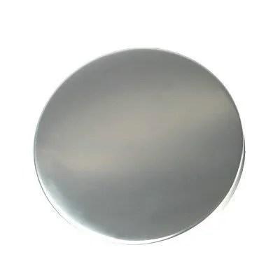 cache plaque electrique inox 16 cm
