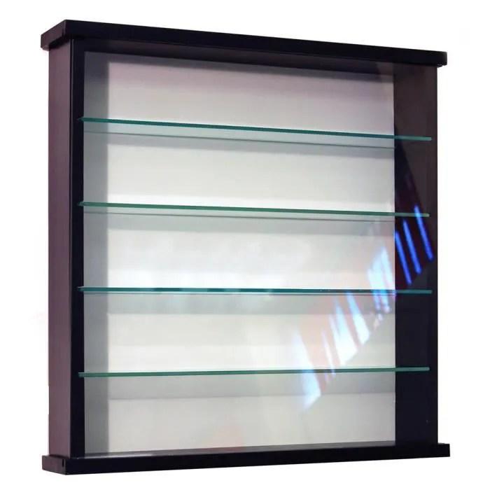 argentier exhibit vitrine noir 4 etag