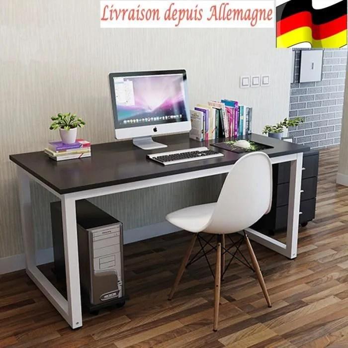ordinateur bureau meuble pc table