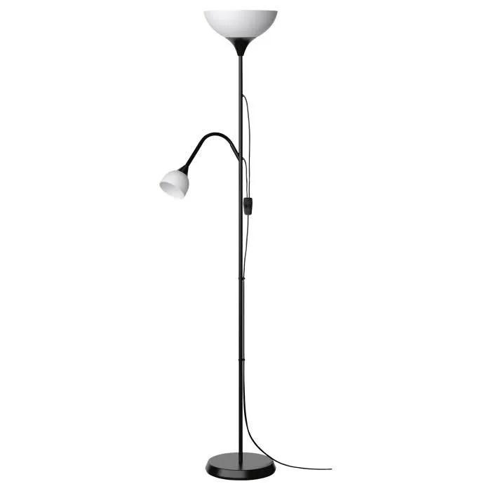 lampadaire led avec liseuse hauteur