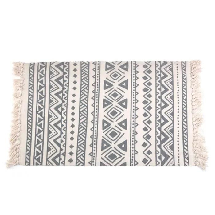 tapis berbere la redoute 60 130cm tapis