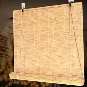 store de fenetre store bambou exterieur