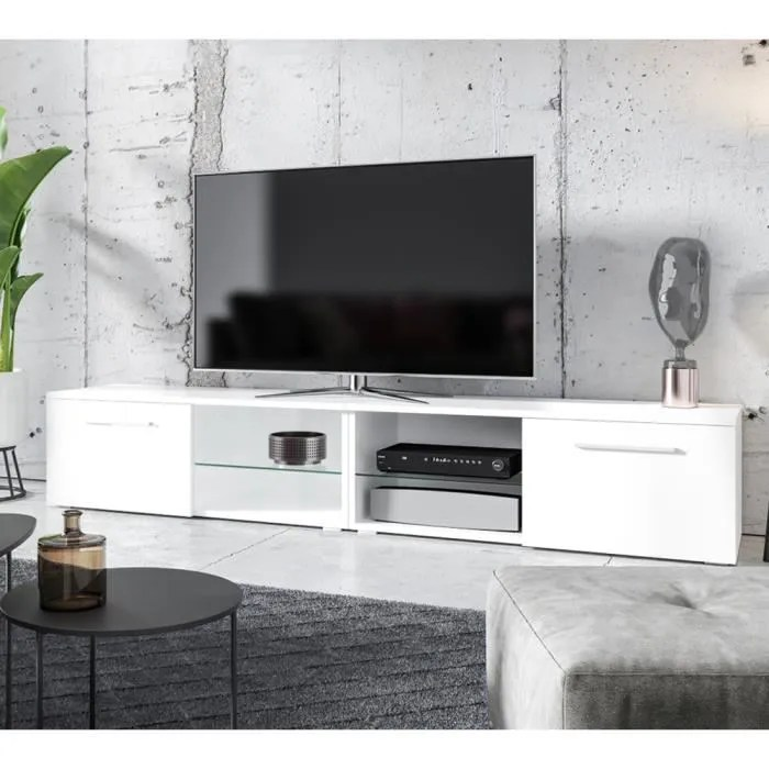 meuble tv meuble salon tenus double