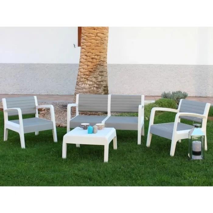 salon de jardin miali en pvc 2