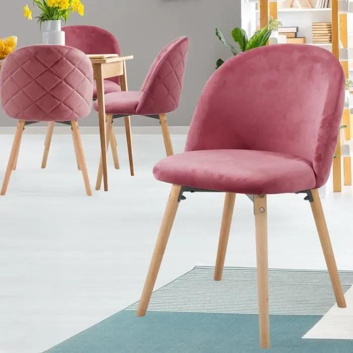 chaises pour chambre