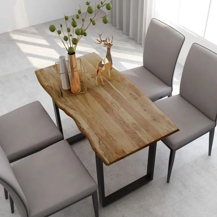 table salle a manger rustique