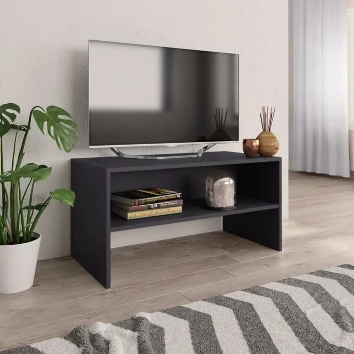 meuble tv armoire tele table television style