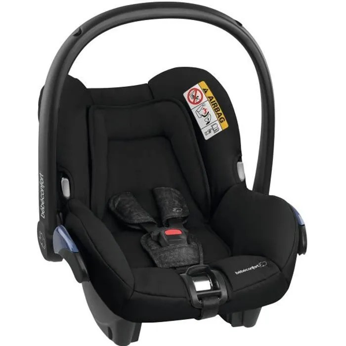 bebe confort siege auto citi groupe 0 nomad black