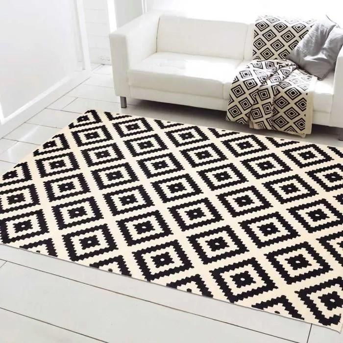 dezenco tapis de salon orman design scandinave