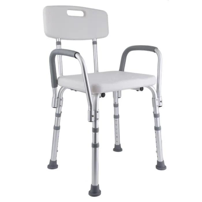 chaise pour salle de bain tabouret de