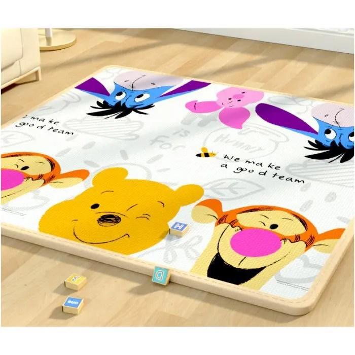 tapis bebe mousse pliable