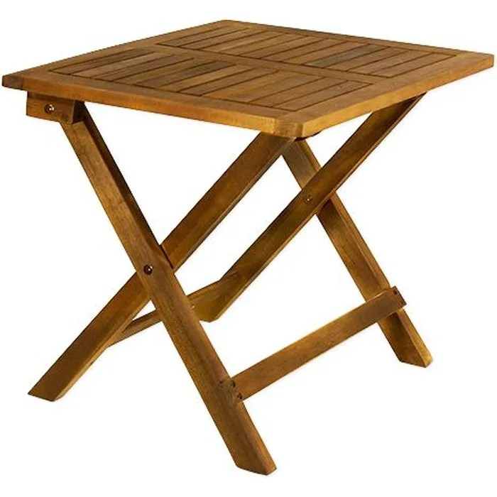 table basse pliante jardin