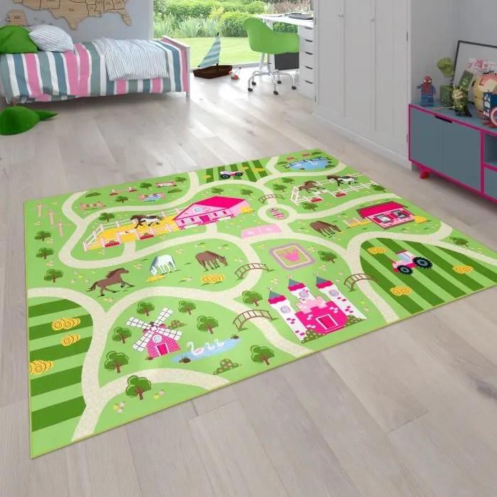 tapis pour enfants tapis de jeu pour chambres d e