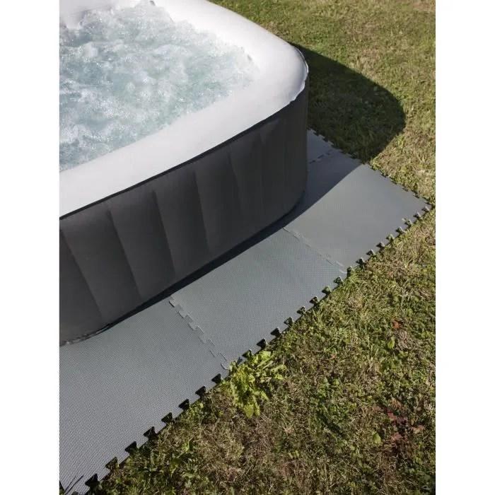 tapis de sol pour spa gonflable