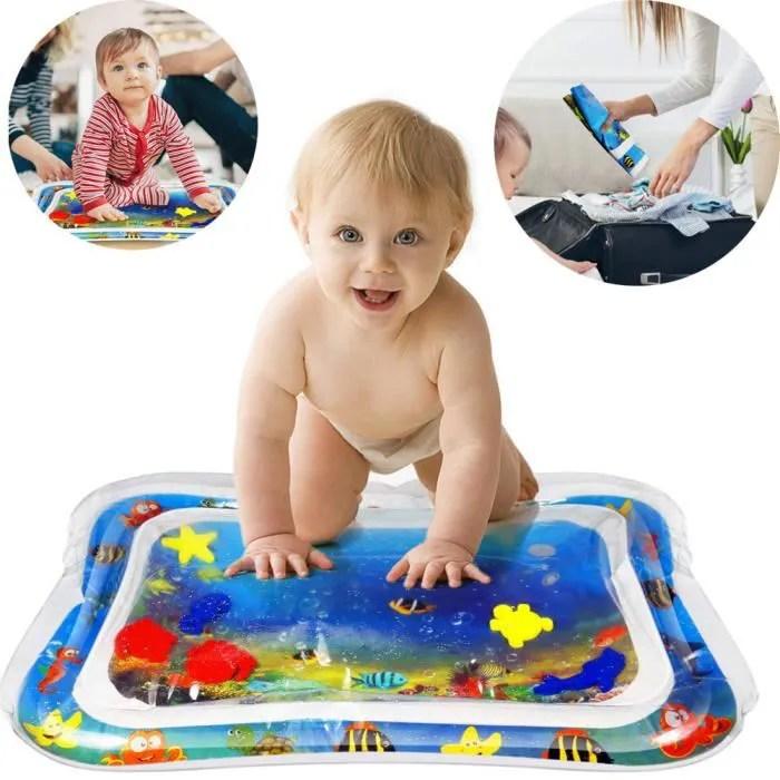 tapis de jeu d eau pour bebes gonflable pour petit