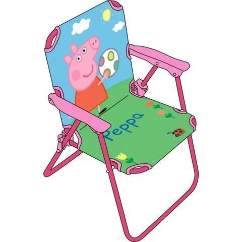 peppa pig chaise pliante chambre