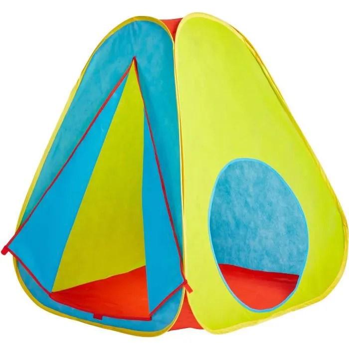 dim l 75 x p 75 x h 90 cm pegane tente