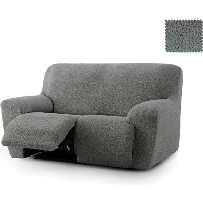 housse de canape relax multi elastique roque 2 pla
