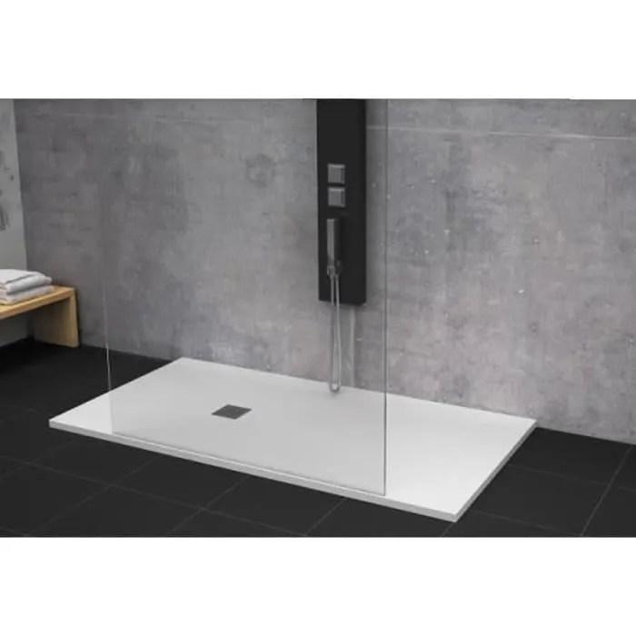 receveur de douche 150 x 80 cm extra plat strat