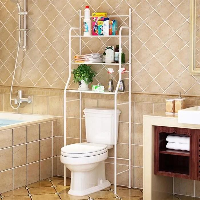 meuble wc metal