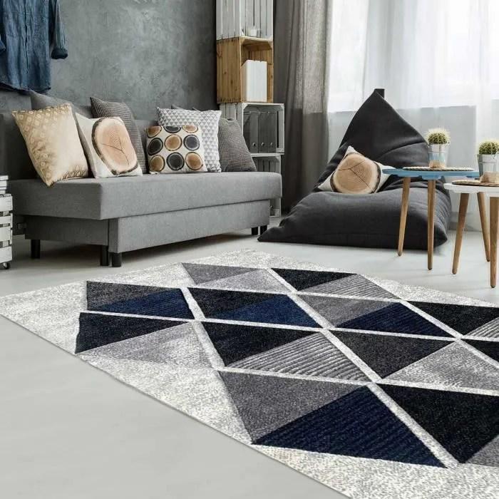 tapis pour salon ambiance scandinave losandesign b