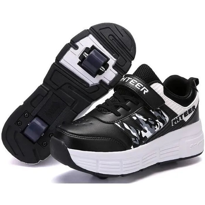 chaussure a roulette garcon heelys