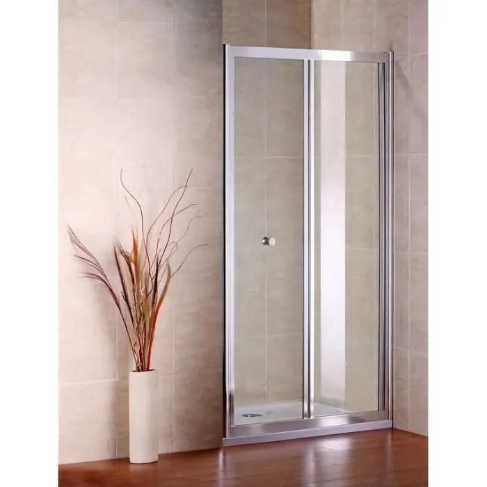 porte de douche pliante paroi de douche coulissan