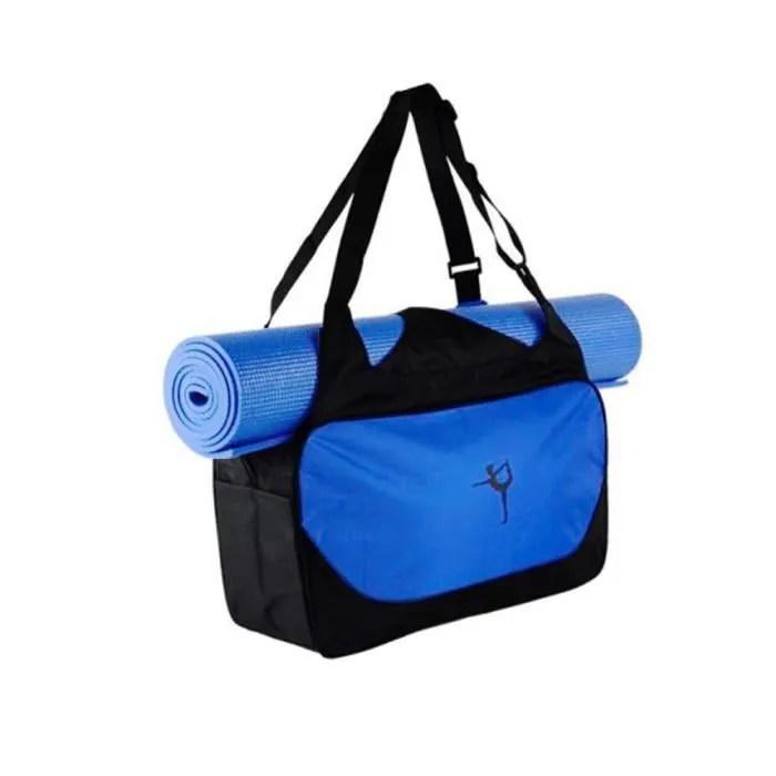 etanche pilates fitness tapis sac