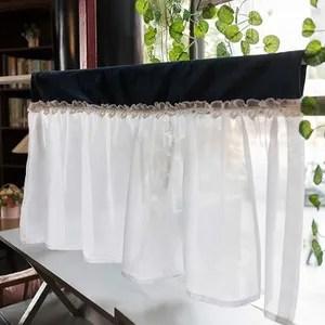 rideau pour meuble cuisine