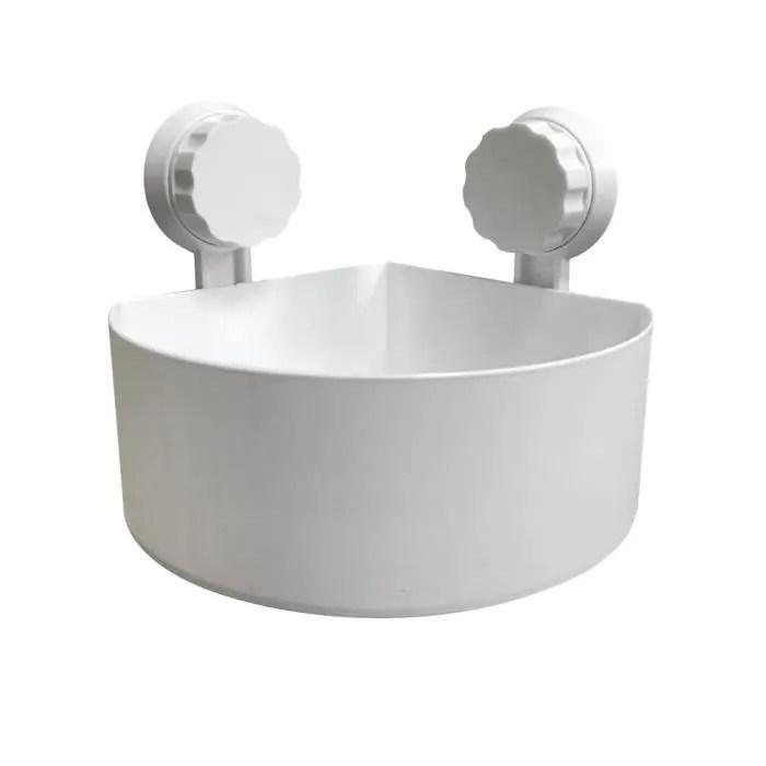 set accessoires salle de bain plastique ventouse s