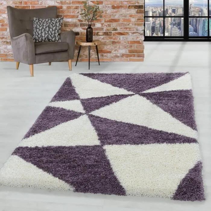 tapis pourpre