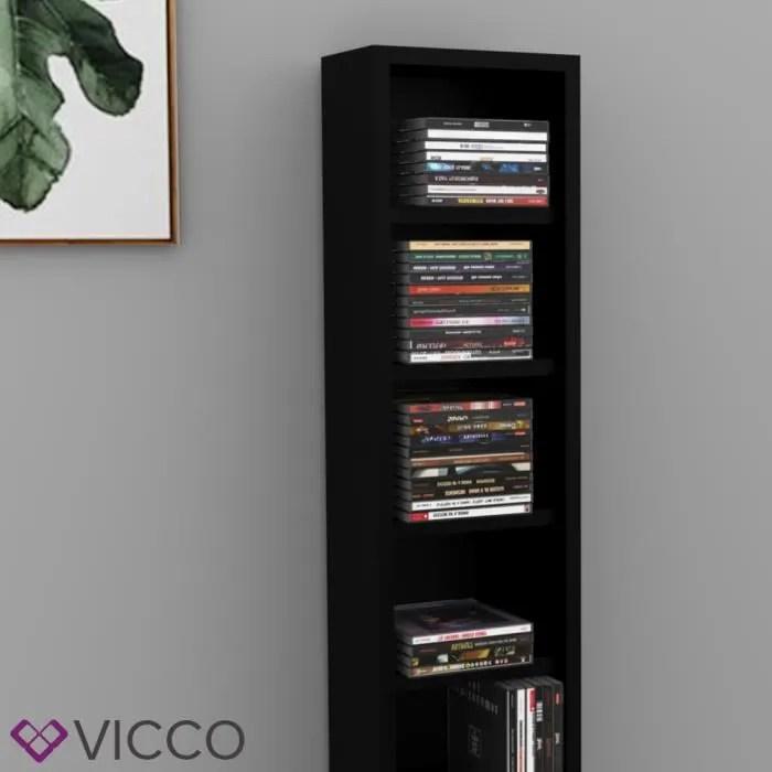 etagere cd vicco etagere dvd murale blanche etagere suspendue etagere a livres etagere de bureau