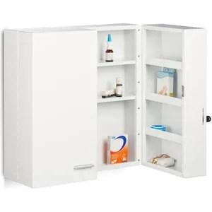 armoire a pharmacie cdiscount maison