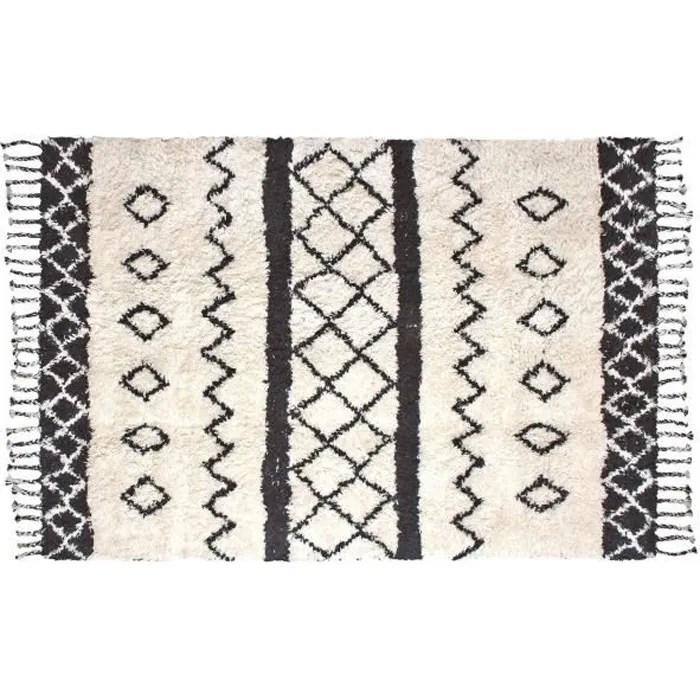 tapis berbere laine