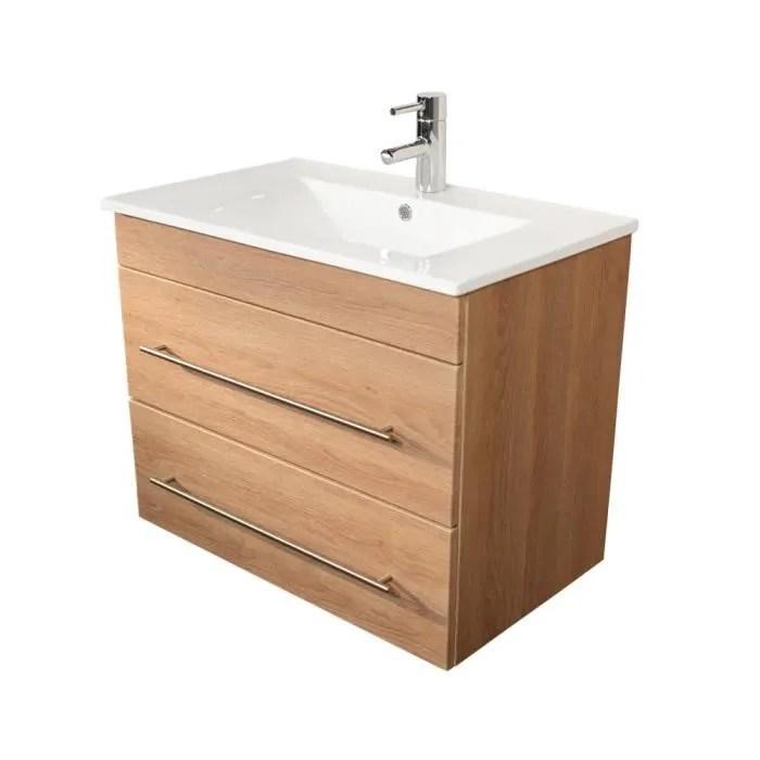 meuble salle de bain casa infinity 750