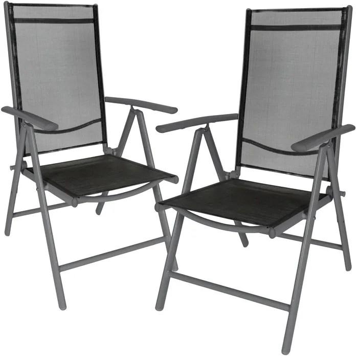 chaises de jardin bis avec accoudoir