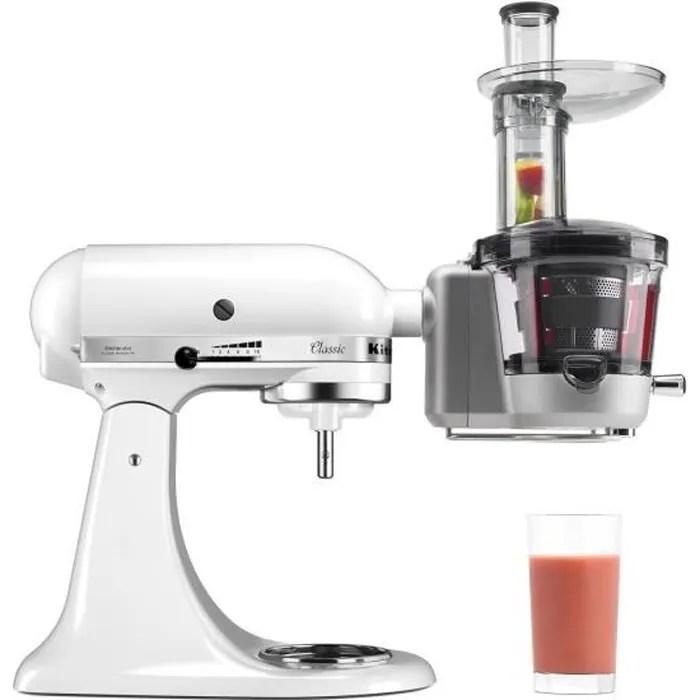 kitchenaid 5ksm1ja accessoire extracteur de jus et sauce