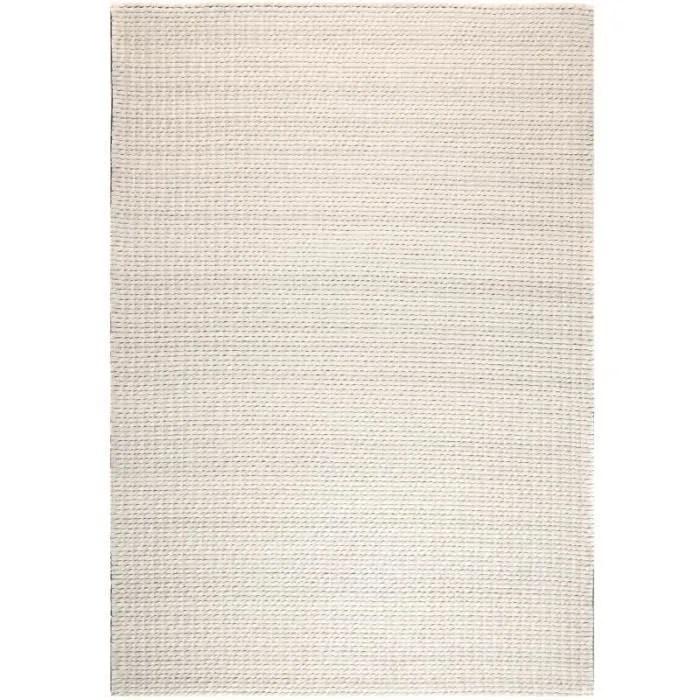 tapis laine tresse sarah couleursdisponibles tapis laine sarah blanc taillesdisponibles 200 x 290 cm
