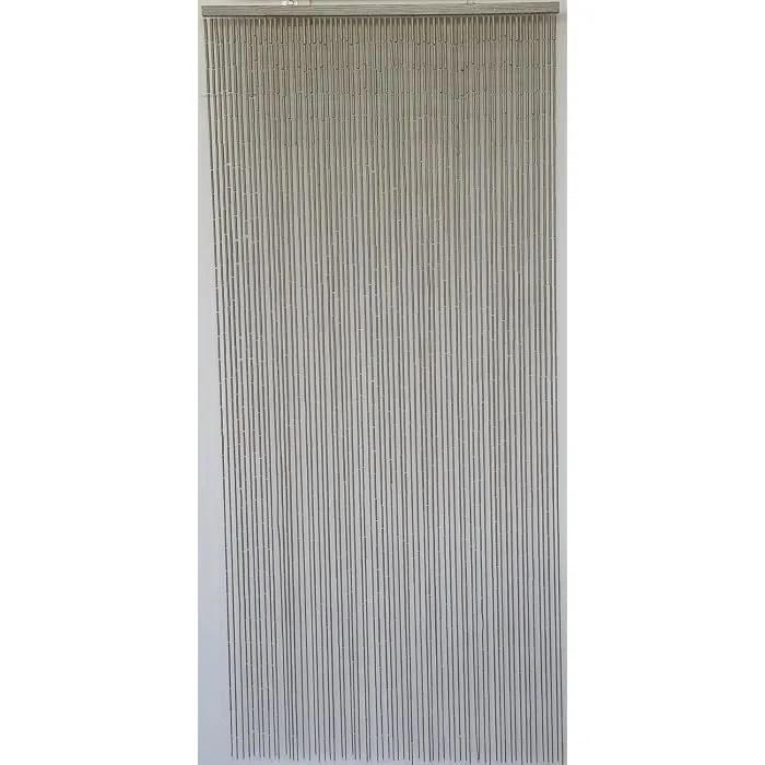 rideau de porte perles bambou interieur et exteri